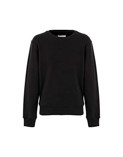 Maison Margiela Herren S50gu0090s25368900 Schwarz Baumwolle Sweatshirt