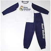 10XDIEZ Pijama NIÑO Real Madrid 205N TONDOSADO - Medidas Albornoces/Pijamas Infantil - 10