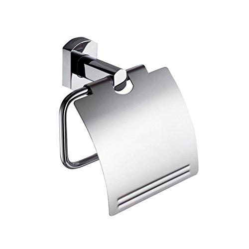 CHENGYI WC Edelstahl Papier Handtuchhalter Bad Zubeh?r wasserdicht Toilettenpapier Rollenhalter