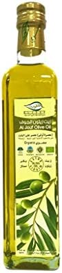 Aljouf Organic Extra Virgin Olive Oil, 500 ml - Pack of 1