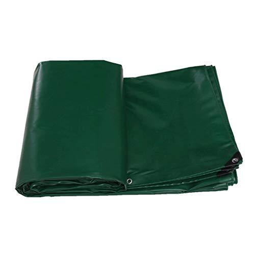 KYCD La bâche imperméable extérieure de bâche de Pluie d'épaississement de Toile imperméabisent Le Parasol de Toile/imperméable/Ignifuge PVC Oxford Tissu 750 g/mètre carré (Taille : 4 * 5M)