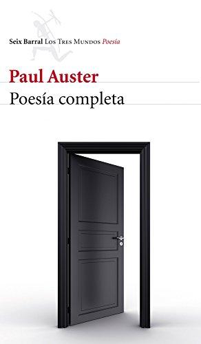 Poesía completa por Paul Auster