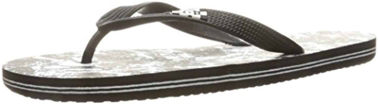 DC Männer Spray Graffik M 3 Point Sandal  EUR: 38  Black/Splatter