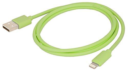 urban-factory-cid01uf-1-m-certificato-apple-per-sincronizzazione-e-ricarica-con-cavo-lightning-verde