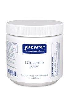 Pure-Encapsulations-L-Glutamine-Powder-227G