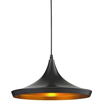 Unimall Edison Retro Lampada a Sospensione Industriale Plafoniera in Stile Vintage Luce da Soffitto Steampunk in Metallo per Cucina Sala Bar Ristorante Lampadario Loft (Non Include Lampadine)