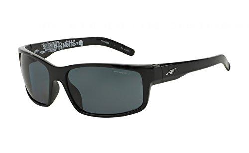 8d3f2ea402 Arnette Fastball, Gafas de Sol Polarizados para Hombre, Negro, 62