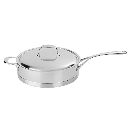 Demeyere 41528–Lid 28cm silver