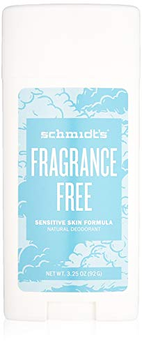 Schmidt's Natural DeodorantTM - Fragrance-Free Sensitive