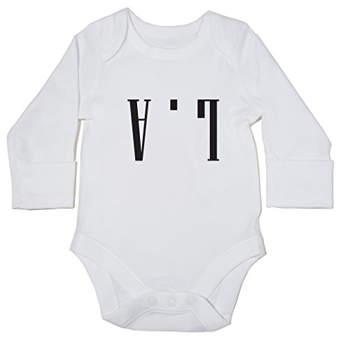 hippowarehouse-la-upside-down-baby-body-langarm-jungen-madchen-gr-18-24-monate-weiss