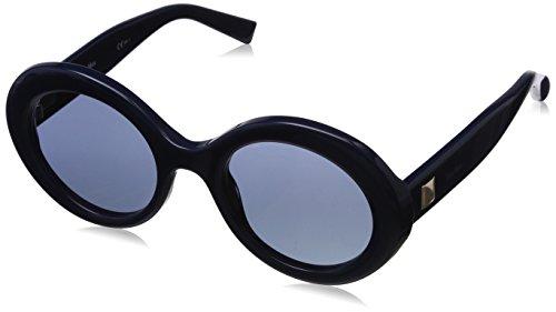 Max Mara Damen MM PRISM VIII KU PJP 51 Sonnenbrille, Blau (Bluette Blue)