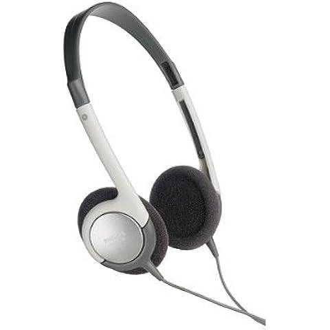 Philips SBCHL145 - Auriculares de diadema abiertos, plateado