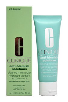 Clinique Anti-Blemish Solutions All-Over Clearing Treatment 50 ml