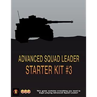 ASL Advanced Squad Leader Mmp: Advanced Squd Leader [Asl] Starter Kit 3 Board Game