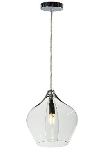 PureLume Dropshade Suspension LED design en verre