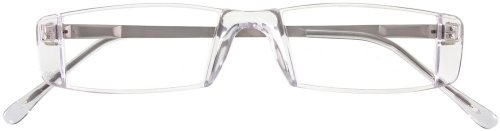 I NEED YOU Lesebrille Champion / +4.00 Dioptrien / Kristall