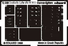 Eduard Accessories 7230930502000Seat V6D310Z Aire Arma WWII