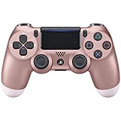 Manette Dual Shock 4 pour PS4 - rose gold