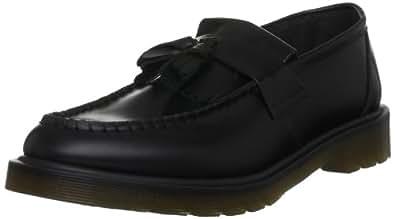 Dr. Martens Unisex Adults Adrian Slip-on Loafer, Black (Nero), 3 UK (36 EU)