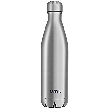 eb1d9287b7 Essentials Vacuum Insulated Sport Water Bottle & Vacuum Flask - 750ml , 12  Hours Hot/24 Hours Cold ,Double Walled 18/8 Stainless Steel , for Kids,  Outdoor, ...