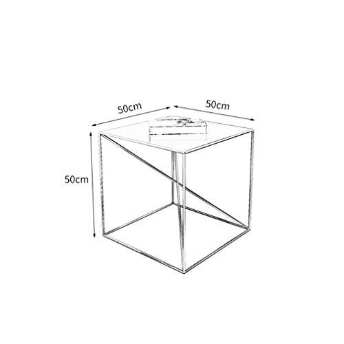 Ende Beistelltisch Nachttisch (MU Haushalt moderner Tisch, Bügeleisen Ende/Beistelltisch Nachttisch Kaffee/Snack/Aufbewahrungstisch, Wohnzimmer,B)