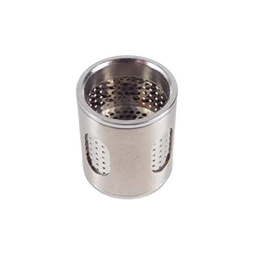 WOLKENKRAFT FENiX 2.0 Vaporizer Steel Pod (Kapsel für Kräuter, Wachse und Öle) *Nikotinfrei*