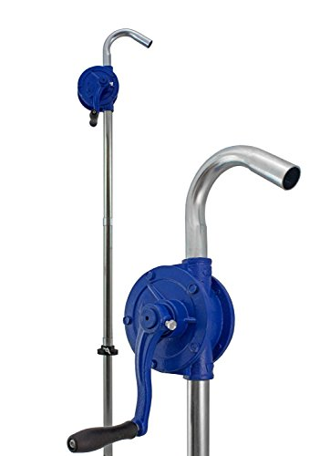 Kurbelfasspumpe Kurbelpumpe Fasspumpe Dieselpumpe Heizölpumpe Faßpump (POMP-REC)