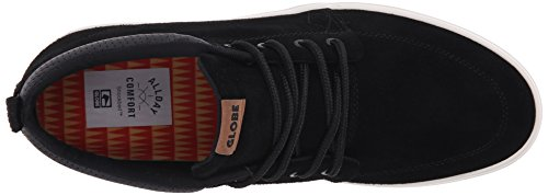 Globe GS Chukka, Sneakers Basses mixte adulte Noir