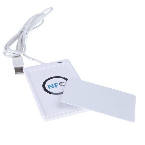 KKmoonNFC Reader Kontaktlose Smart Reader & Writer ACR122U RFID / USB + SDK + Mifare IC Karte