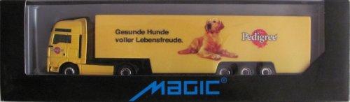 Preisvergleich Produktbild Herpa Magic - Pedigree - MAN - Sattelzug