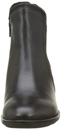 Gabor Shoes Basic, Stivaletti Donna Multicolore (Schwarz/ZinnMicro 27)