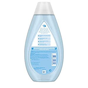 JOHNSON'S Baby Bath Multipack - Gentle and Mild for Delicate Skin and Everyday Use - pH Balanced for Delicate Skin - 3 x 500 ml
