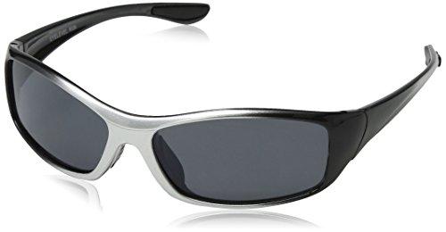 EYELEVEL Boy's Scooter Sunglasses, Black, One Size