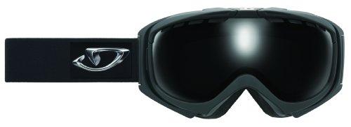 Giro Herren Ski Snowboard Brille MANIFEST, Matte Black / Black Limo, Super Fit(TM) Full Size