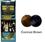 Balmain - Clip Tape Extensions 25 cm - Contraste Brown Extensions 25 cm - Contraste Brown
