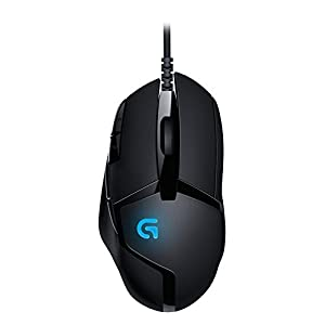 Logitech Gaming Mouse Hyperion Fury with 8 Programmable Buttons
