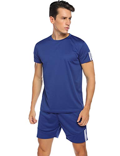 Hawiton Men's Summer Tracksuit S...