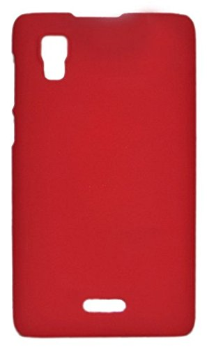 Tidel Ultra Thin and Stylish Rubberized Back Cover for Micromax A102 Canvas Doodle 3  available at amazon for Rs.135