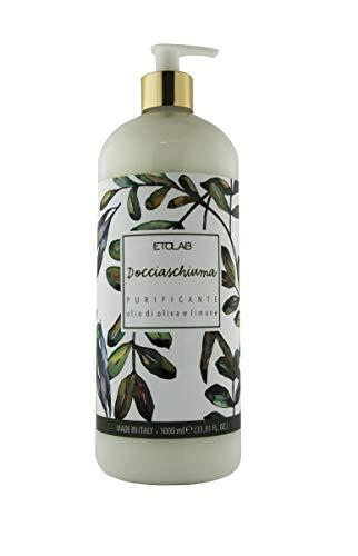 Etolab Duschgel mit Olivenöl und Zitronenextrakten - 1000ml