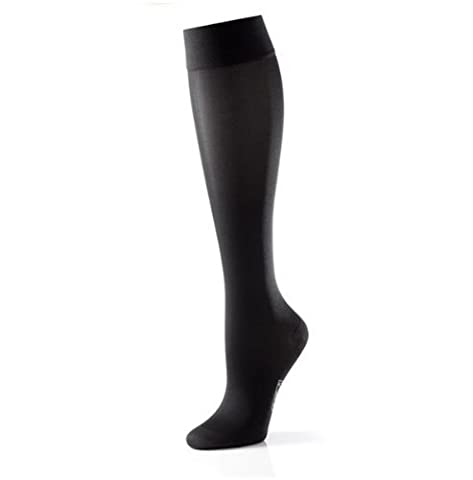 Activa Class 1 Below Knee Support Stockings 14 - 17 mmHg Black Medium