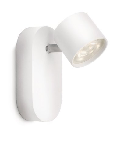 Philips myLiving Star - Foco de pared,...