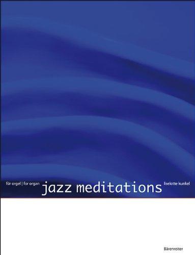 Meditation Swing (Jazz Meditations: Choralbearbeitungen im Stil des klassischen Swing-Jazz ; auch an kleineren Instrumenten spielbar)