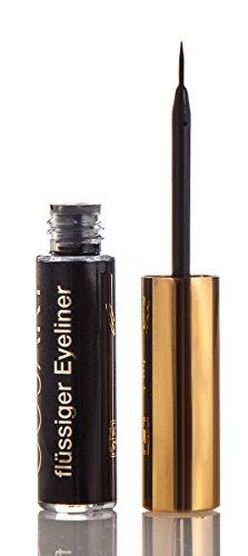 COSLINE Eyeliner flüssig Farbe: Schwarz