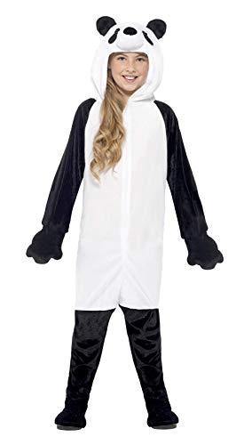 Smiffys 44564S - Kinder Unisex Panda-Bär Kostüm, Alter: 4-6 Jahre, (1 Jahr Alten Panda Kostüm)