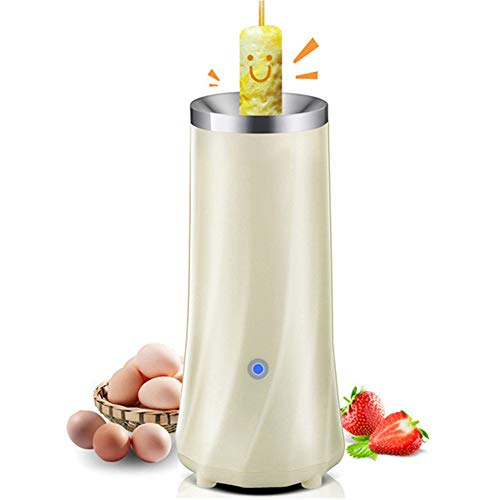WJHFF Automatische Eierbrötchenhersteller Mini Elektrische Eierkocher Tasse Omelett Frühstück Maschine Kochen Werkzeuge
