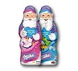 Milka Mein Lieblings - Weihnachtsmann 100g (Mädchen oder Junge)
