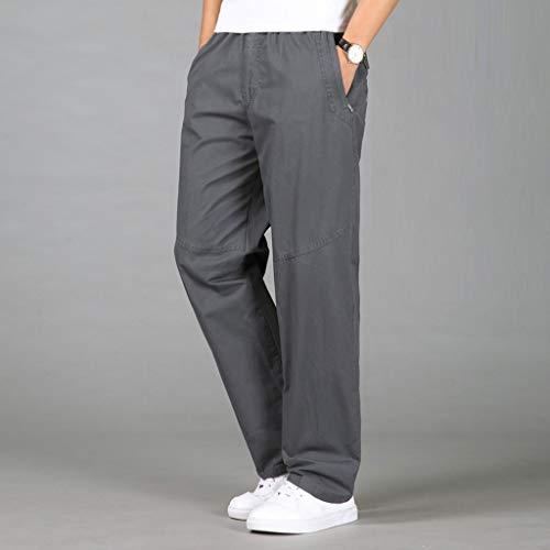 Zoom IMG-1 feibeauty pantaloni slim fit in