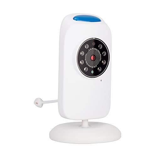 FSM88 Drahtloser Baby Video Monitor, 2.4 Inch Hd Digital Display, Zwei-Wege-Audio, Intercom-Timer, Automatische Helligkeitsanpassung, Musik. -