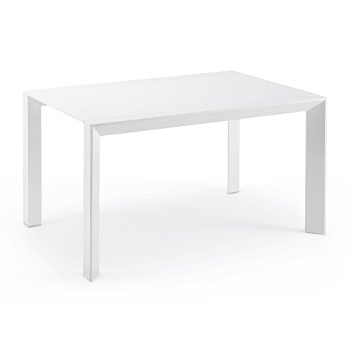 Kavehome Table extensible Nagar, 90-140 cm