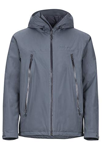 Marmot Herren 74630 Solaris Jacket, Steel Onyx, L